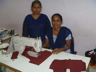 2. sewing